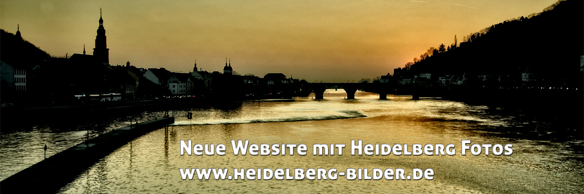 Heidelberg Fotos Frank Schindelbeck