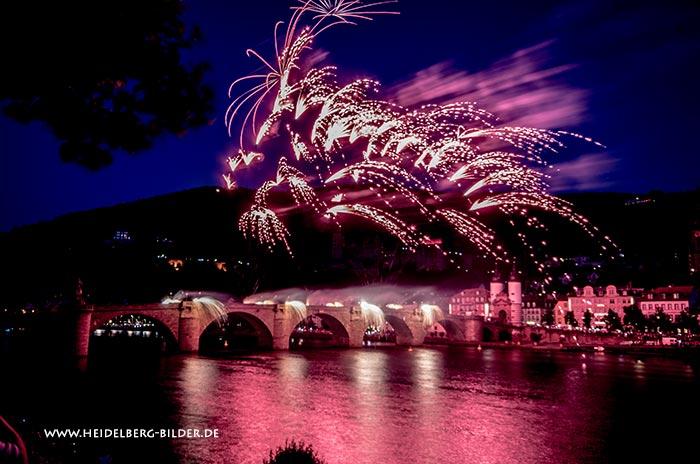 Heidelberg Schlossbeleuchtung - Foto: heidelberg-bilder.de
