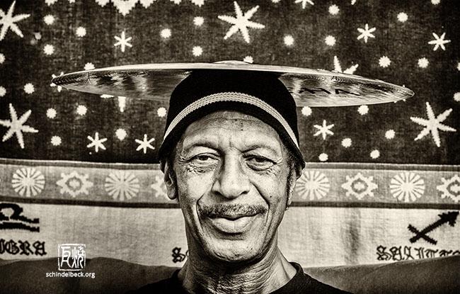 Allen Blairman by Frank Schindelbeck Jazzfotografie