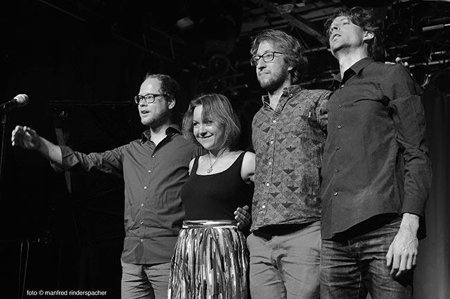 Lukasheva Quartett