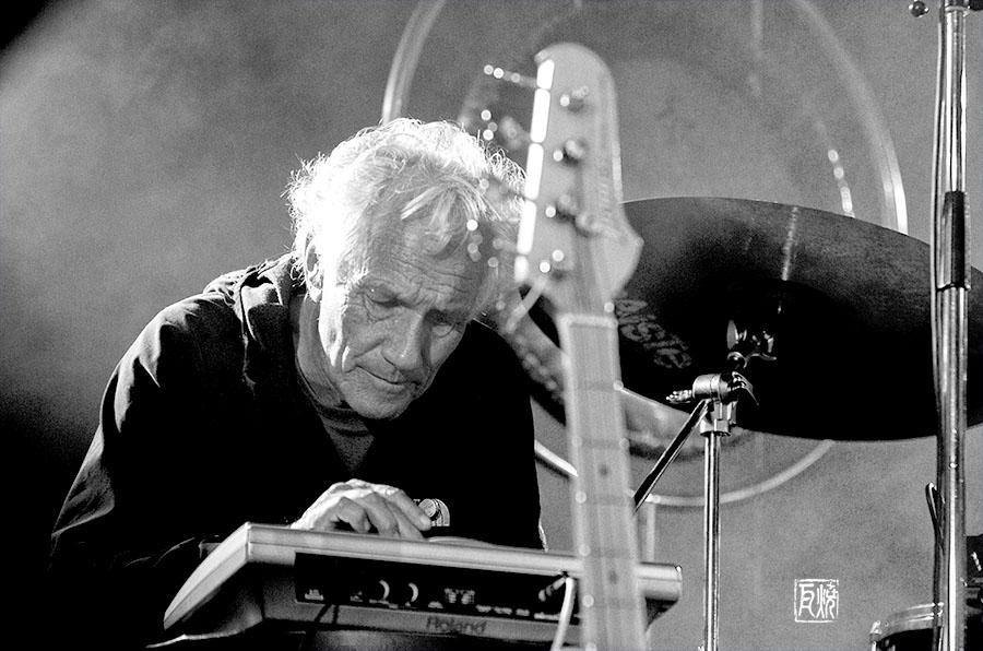 Mani Neumeier - Foto by Frank Schindelbeck