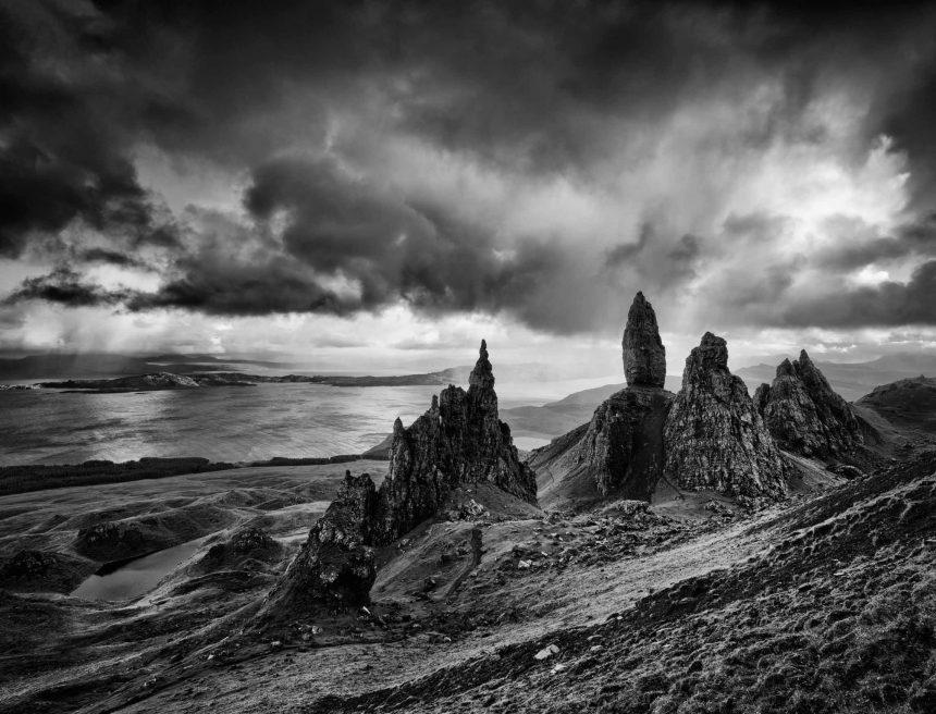 Schottische Landschaft - Foto von Alexander Ehhalt