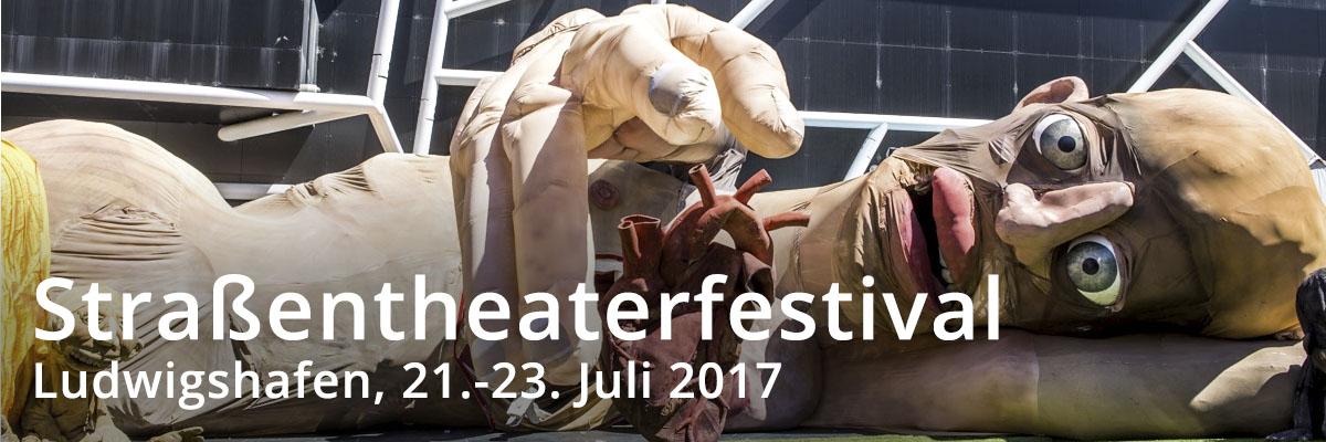 Straßentheaterfestival Ludwigshafen