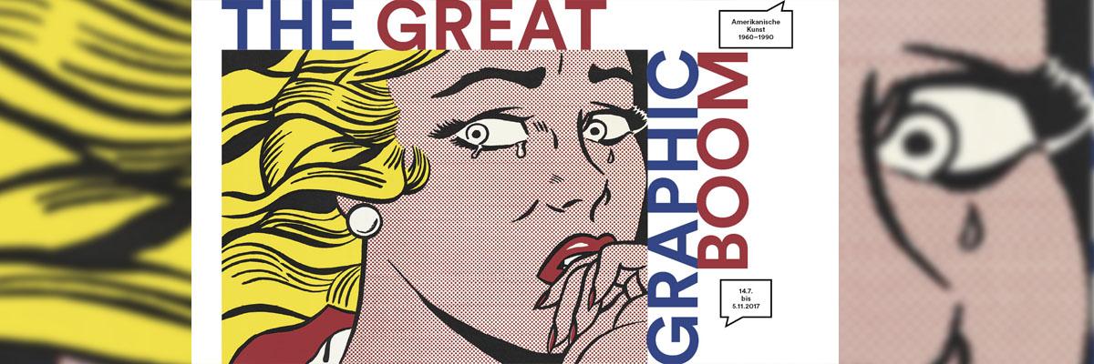 The Great Graphic Boom Ausstellung Staatsgalerie Stuttgart