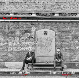 Stephan Stadtfeld und Stephan Rahn - Cover der CD Salut D'Amour