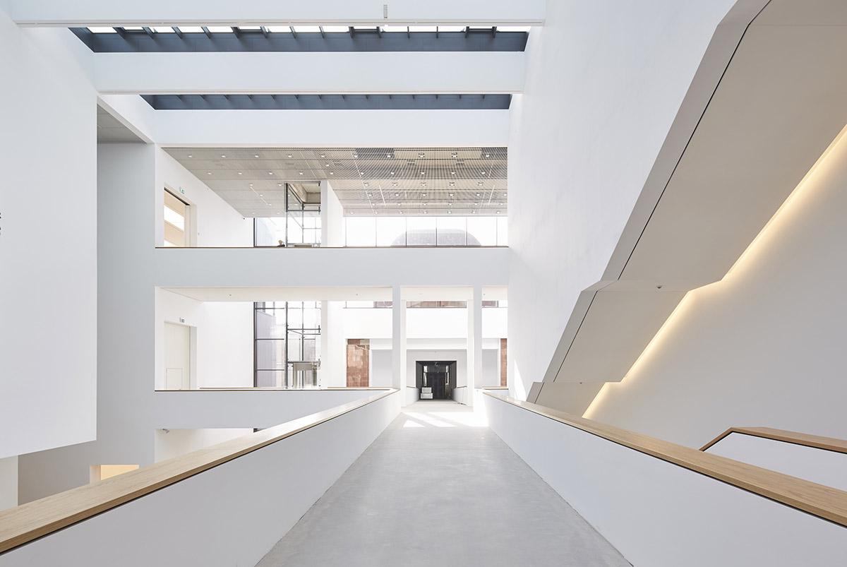 Kunsthalle Mannheim Neubau
