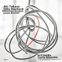 Ditzners Carte Blanche - Live At Enjoy Jazz 2017