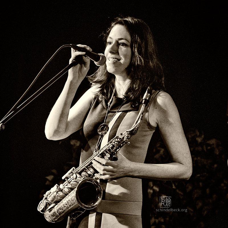 Kathrin Lemke - Photo: Frank Schindelbeck Jazzfotografie